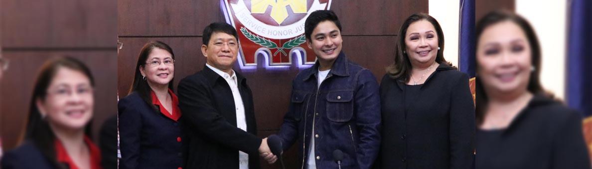 OSEC visited by Ang Probinsyano1