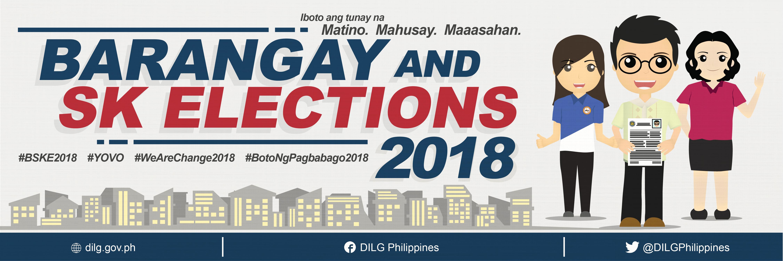 Barangay and SK Elections 2018