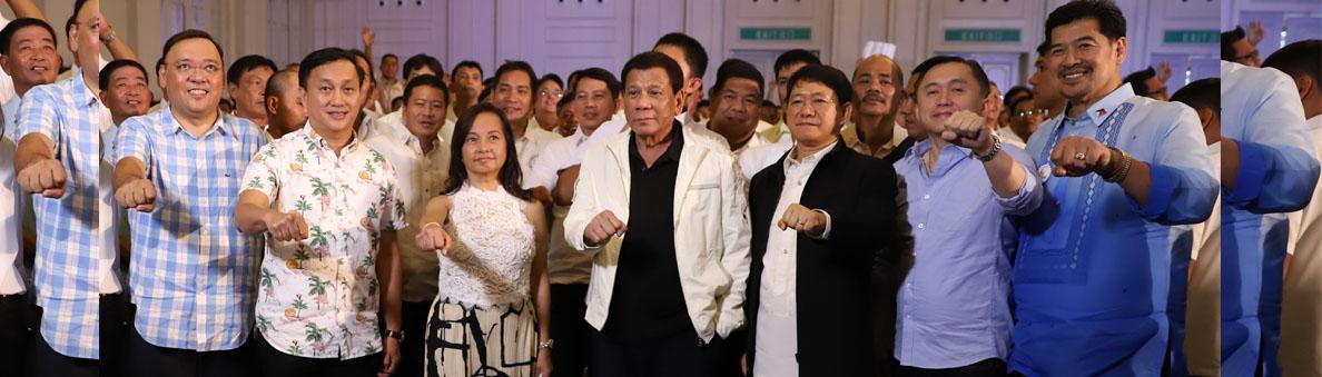 Oath Taking of Punong Barangays -Region 3