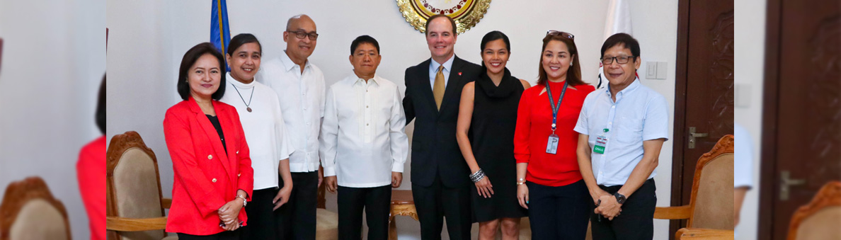 SILG with Foreign delegates 04222019