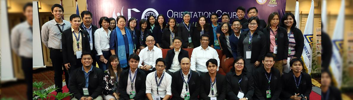 NEO Orientation Course0
