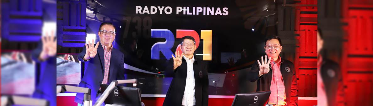 SILG in Radyo Pilipinas1