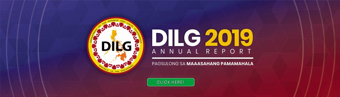 DILG Annual Report 2019