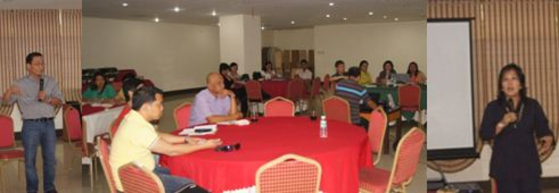 RD3 Dijan, ADBLGD Villasenor conduct exit conference on CBDRM