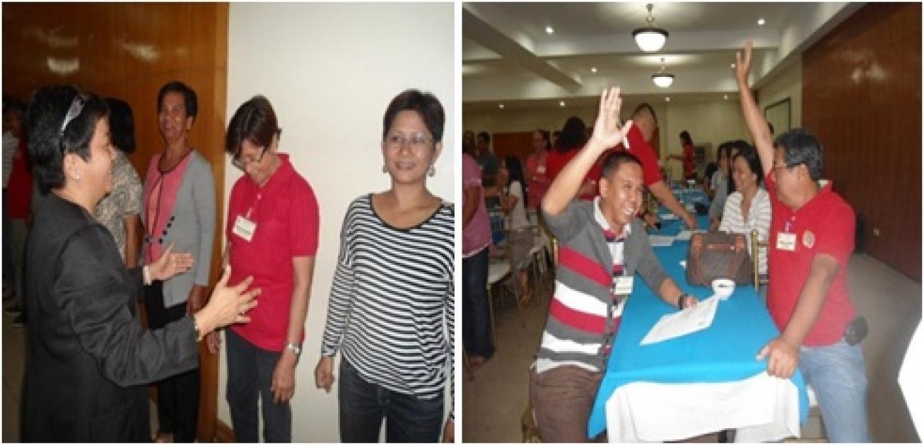 DILG Guimaras conducts training on local legislation